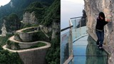 The Walk of Faith at Tianmen Mountain